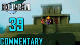 Final Fantasy VII Walkthrough Part 39 - Temple Of The Ancients Arrival