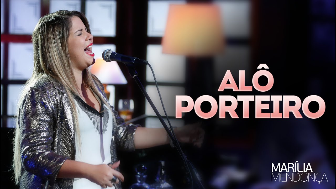 Marilia Mendonca Alo Porteiro Video Oficial Do Dvd Youtube
