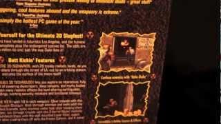 Duke Nukem 3D Pc - Dos Game Review! The Full Version!
