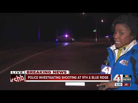 Shooting near 9th and Blue Ridge leaves 2 victims in the hospital