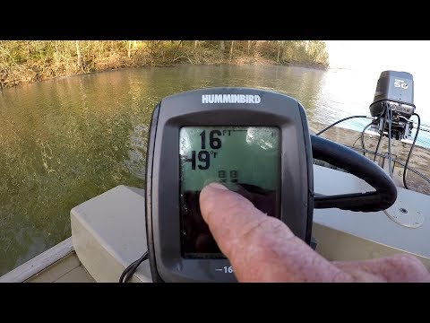 Locating Crappie With A Depth Finder – How To Find and Catch Crappie
