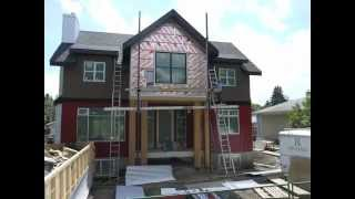Custom Built Home 9111-75 Ave Nw Edmonton, Ab | Edmonton Home Builders