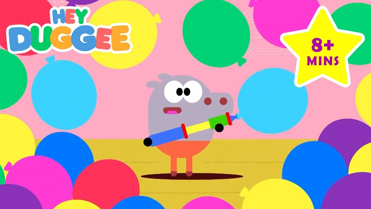 Party Time It S Party Time Duggee S Best Bits Hey Duggee