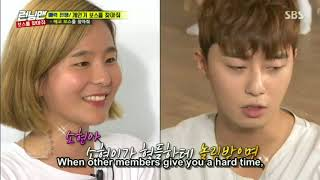 park seo joon (funny n cute scene)-running man part2