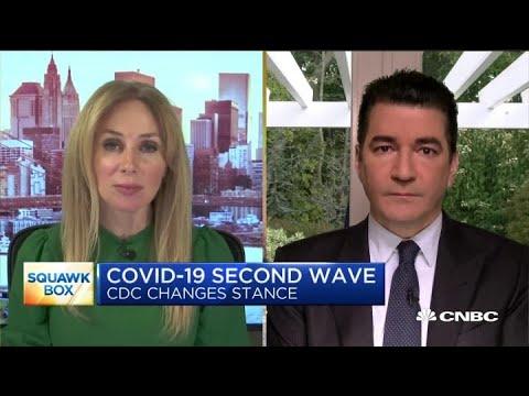 Former FDA chief Scott Gottlieb on CDC changing stance on coronavirus guidance