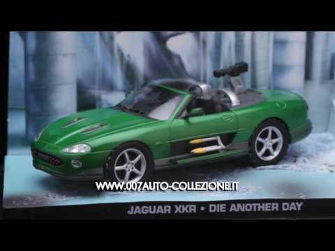 James Bond Auto Collection