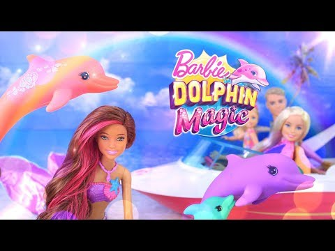 Unbox Daily:  Barbie Dolphin Magic | MEGA HAUL | Dolphins Magic Dolls and More