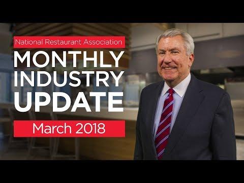 Restaurant Industry Update March 2018