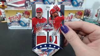 2018 Topps Update Series Baseball 6-Box Jumbo Case #2