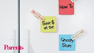 How To Save Money On Groceries | Parents