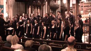 The Heavens 39 Flock Ēriks Ešenvalds Trinity College Choir Usa Tour 2015