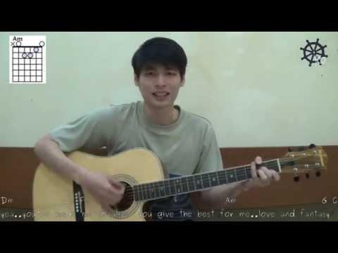 Akustik Gitar - Belajar Lagu (Not With Me - Bondan)