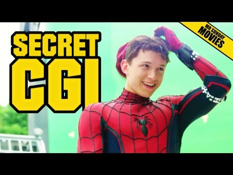 Secret CGI Special Effects In Movies