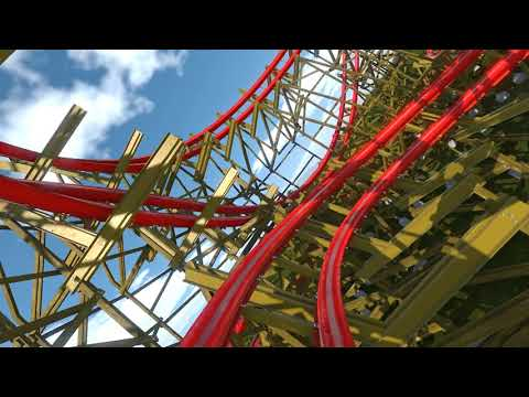 Nolimits 2 RMC - Red Horse