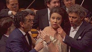 J.Kaufmann/JDFlórez/S.Yontscheva⭐♫Libiamo ne'lieti calici/La Traviata