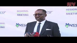 Pension fund NSSF now eyes Northern Uganda