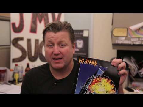 "Def Leppard ""Pyromania - JMV TV Mp3"