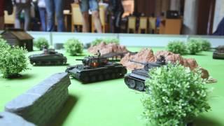 Радиоуправляемый танковый бой(Компания