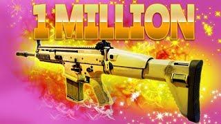 1 MILLION (Fortnite Battle Royale)