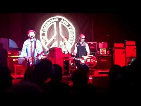 Tim Timebomb and Friends - Sound System (Operation Ivy) - Dallas, TX - 9/3/13