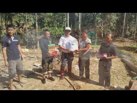 สำนักงาน กศน.จังหวัดสกลนคร ช่วยเหลือผู้ประสบภัยน้ำท่วม ณ จ.ชุมพร 13-22 ม.ค. 2560