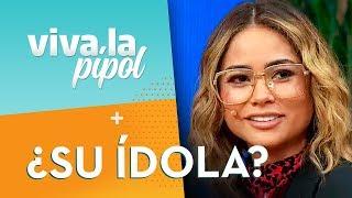 Camila Recabarren confesó que Pamela Díaz es su ídola - Viva La Pipol