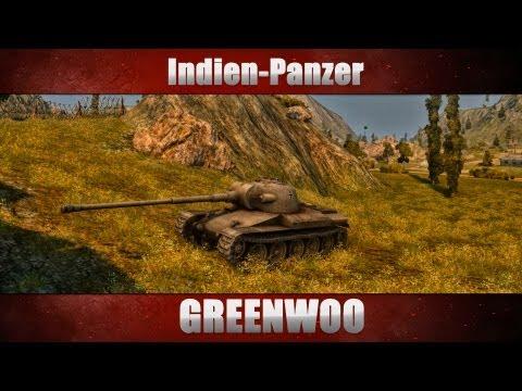 Indien-Panzer. На передовой.