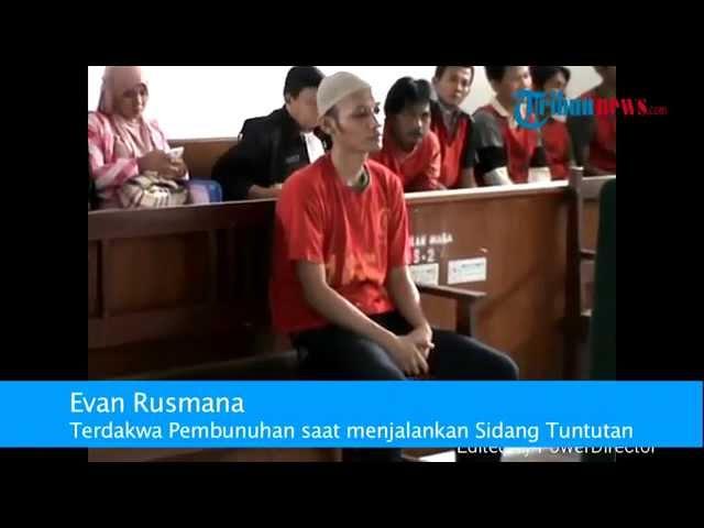 Pembunuhan Pramusaji di Medan Dituntut 18 Tahun Penjara