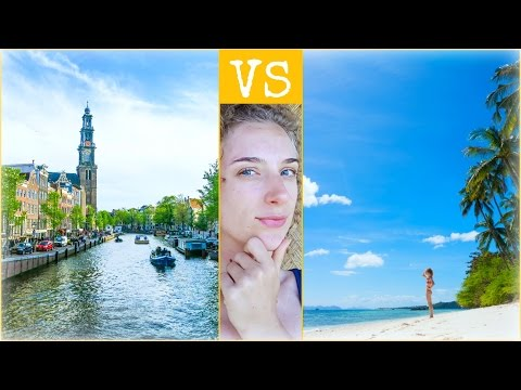 Differences between the Philippines and the Netherlands | Gretl's Travel Talk