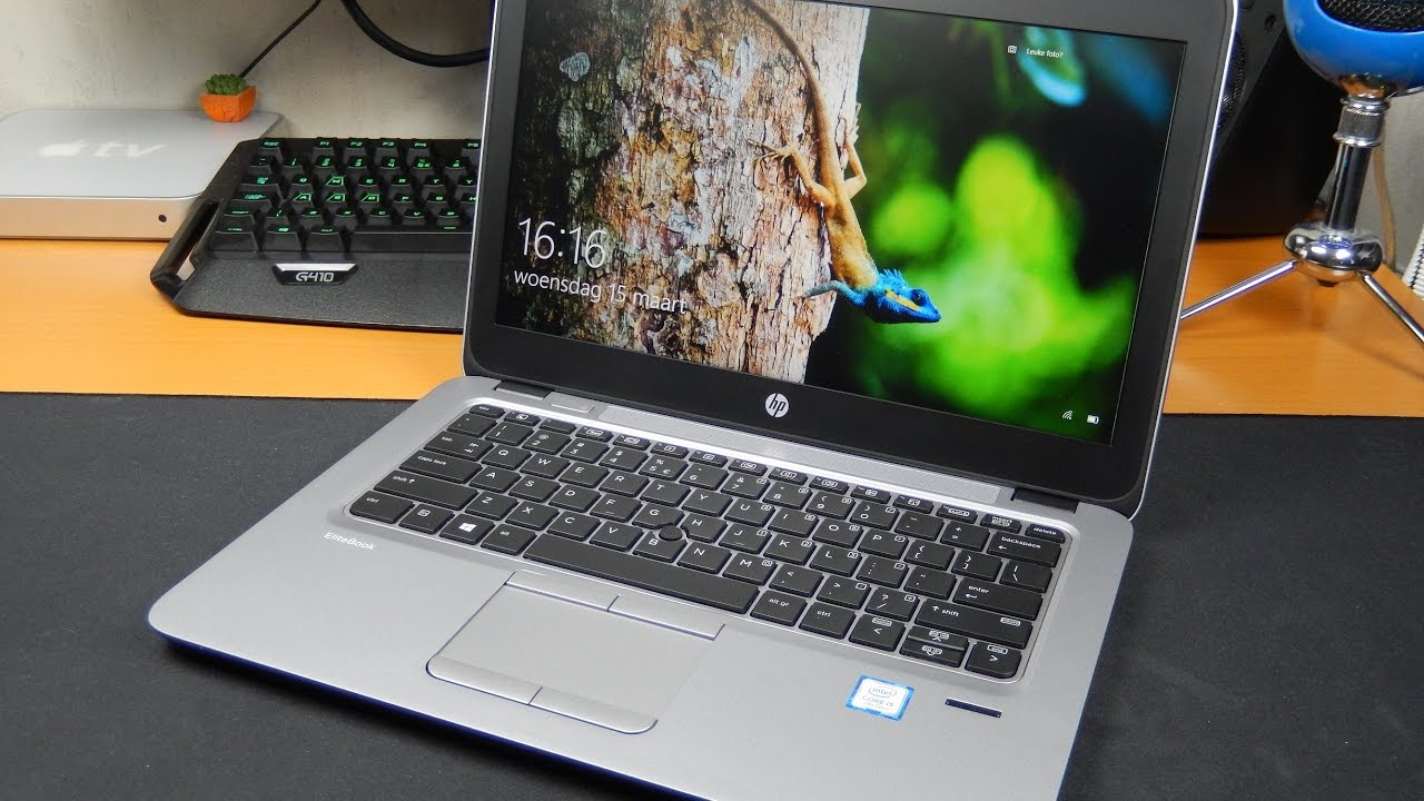 HP Elitebook 820 G4 review
