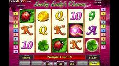 Lucky Ladys Charm Deluxe Slot BONUS GAME