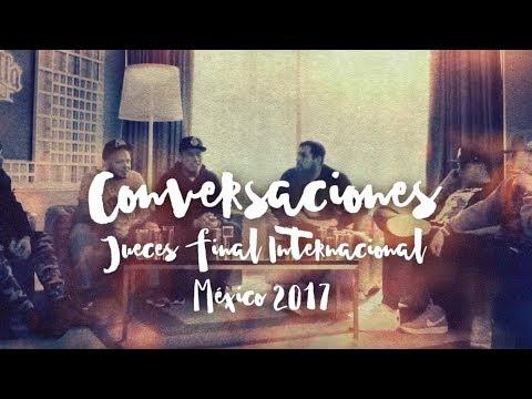 Conversaciones: Jurado Internacional 2017 - Red Bull Batalla de los Gallos