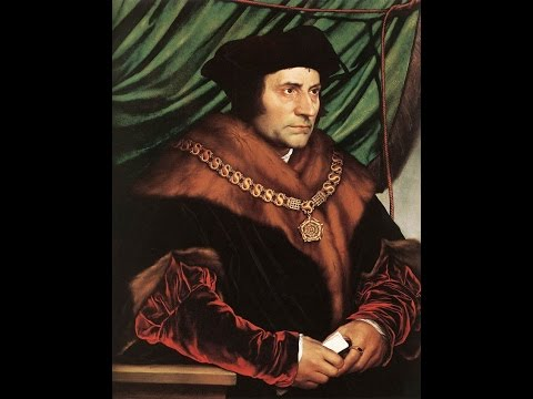A Week-end with St. Sir Thomas More Part 1/7