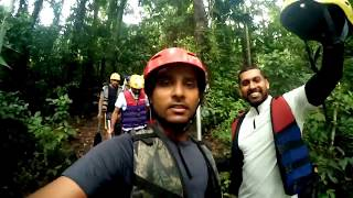Kithulgala White water Rafting by Action Camera