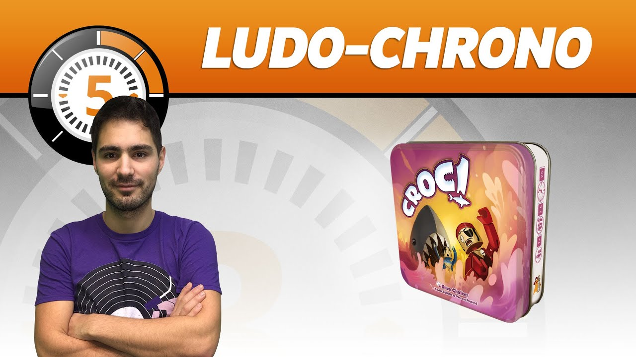 Download LudoChrono - Croc !