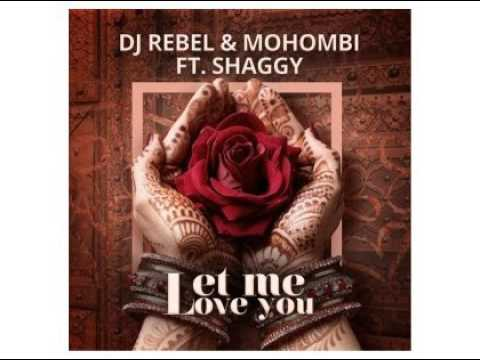 Dj Rebel & Mohombi & Shaggy - let me love you (hq)