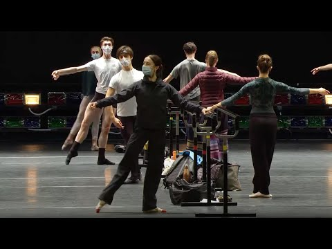 #WorldBalletDay 2020 - The Royal Ballet's class in full