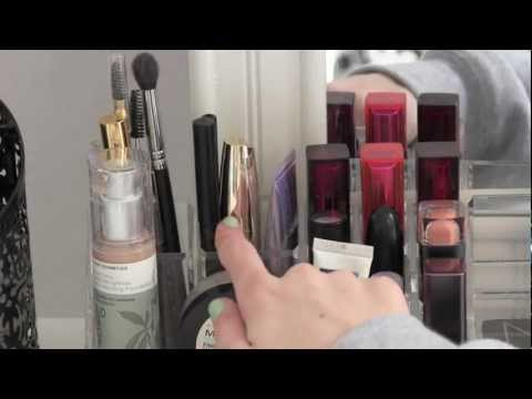 My Makeup Collection & Storage!