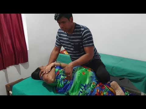 Chiropractic on back pain in India Bihar by Dr. Rajneesh kant 9308511357