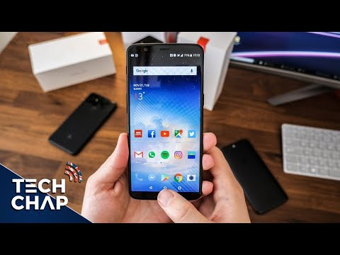 OnePlus 5T Review – Phone of the Year!   The Tech Chap