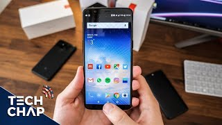 OnePlus 5T Review - Phone of the Year! | The Tech Chap