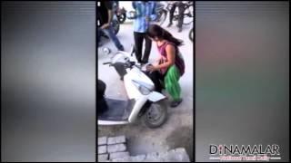 Two girls street fight video for single boy friend – Dinamalar July 28th News