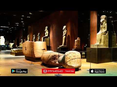 Ägyptisches Museum ir El Medina – Turin – Audioguide – MyWoWo Travel App