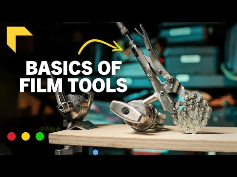 10 Essential Film Tools You Should Know About