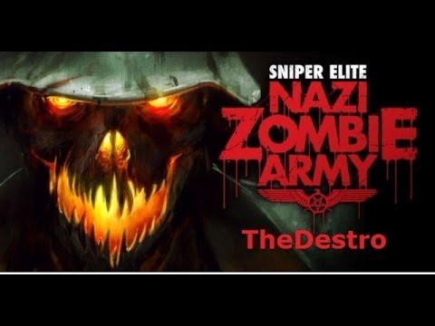 Sniper Elite: Nazi Zombie Army #12: Koniec Gry.