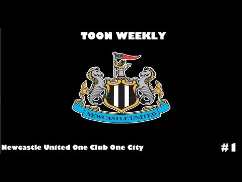 Toon Weekly #1 | Newcastle United Transfer Rumours And More | #NewcastleUnitedOneClubOneCity