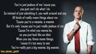 Eminem - Big Weenie (Lyrics)