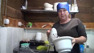 850 г ТВОРОЖНОГО СЫРА из 4 литров молока ХВАТИТ на 3 ТОРТА Филадельфия