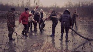Янтарная Разборка - Народ прогнал заезжих Бандитов