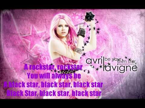 Avril Lavigne - Black Star Lyrics
